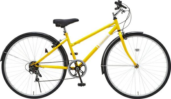 自転車の 自転車 価格 27インチ : CR276 (クロスバイク 27インチ)