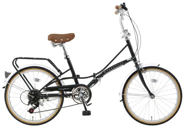 FBC206BR(ダークグリーン)TOPONE(トップワン)20インチ折りたたみ自転車