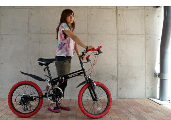 自転車の 自転車 スタンド 取り付け 子供用 : 折りたたみ自転車20インチ人気 ...