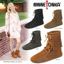 MINNETONKA Minnetonka TRAMPER ANKLE HI BOOTS アンクルハイ tramper boots suede short boots lace up tramper boots 421T 422 427T 428 429
