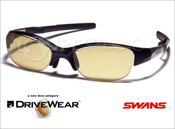 調光偏光サングラスDW-SWF601ドライブウェアスポーツドライブラピー... SWF601 ド
