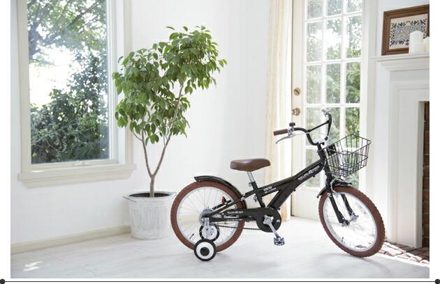 /ブラック】子供用自転車 ...