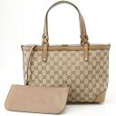 GUCCI Gucci 269878 F4CMG8453 GG canvas tote bag
