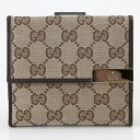 GUCCI Gucci 257015 FAFXG 9643 GG canvas W hook