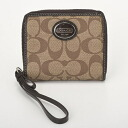 COACH OUTLET coach outlet F47341 SKHMA signature folio wallet