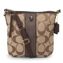 COACH OUTLET coach outlet F21905 BKHMA signature shoulder bag