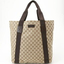 189669 8588 GUCCI gucci FTASR GG canvas tote bag