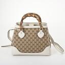 308360 9761 GUCCI gucci FWCGG GG canvas handbags