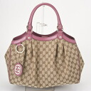 GUCCI Gucci 211944 FAFXG 8869 GG canvas handbags