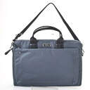 "481708 TUMI トゥミ VOYAGEUR State Grey ""Macon"" laptop carrier"