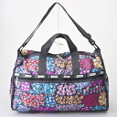 LeSportsac lesportsac 7185 large week ender D258 Boston bag