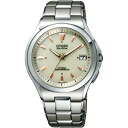 CITIZEN citizen ATD53-2843 atessa eco-drive radio standard mens watches