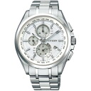 CITIZEN citizen AT8040-57 A atessa eco-drive radio world time mens watches