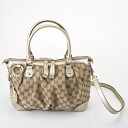 GUCCI Gucci 247902 F f4c2g 8612 GG canvas handbags