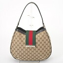 233608 GUCCI gucci FW9MG GG canvas shoulder bags