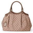 211944 GUCCI gucci KE63G GG canvas handbags
