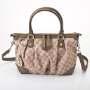 GUCCI Gucci 247902 KE63G GG canvas handbags