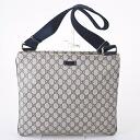 GUCCI Gucci 201446 KGDIN 4075 GG plus shoulder bag P12Sep14