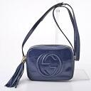 GUCCI Gucci 308364 AB80G4233 patent leather SOHO SOHO shoulder bag