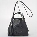 336751 1000 GUCCI gucci A7M0G leather Soho handbags