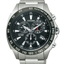 Citizen citizen ATP53-3033 アテッサエコ drive radio time signal chronograph men