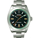 ROLEX Rolex mil gauss 116400GV black men