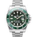 ROLEX Rolex submarina 116610LV green men