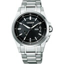 CITIZEN citizen ATTESA AS7100-59E atessa mens