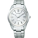 CITIZEN citizen AS7030-52 A EXCEED exceed eco-drive radio watch mens