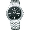 CITIZEN citizen AT6000-52E EXCEED exceed eco-drive radio watch mens