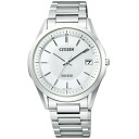 CITIZEN citizen AS7090-51 A EXCEED exceed eco-drive radio watch mens