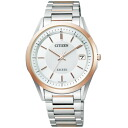 CITIZEN citizen AS7094-50 A EXCEED exceed eco-drive radio watch mens