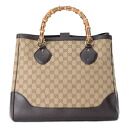 GUCCI Gucci 282317 FWCGG 9643 GG canvas handbags