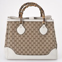 282317 9761 GUCCI gucci FWCGG GG canvas handbags