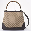 GUCCI Gucci 282315 FWCGG 9643 GG canvas handbags