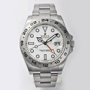 ROLEX Rolex Explorer 2 216570 white mens