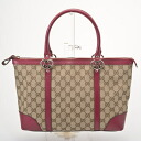 GUCCI Gucci 257069 FAFXG 8658 GG canvas handbags