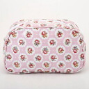 350747 Cath Kidston Cath Kidston Cosmetic Bag Circle Ditsy/Pink makeup porches