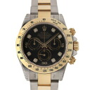 ROLEX Rolex Cosmo graph Daytona 116523G black men