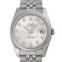 ROLEX Rolex Datejust 116234 new. G Silver mens