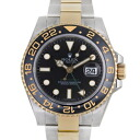 116713 2 ROLEX GMT master black men
