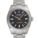 116400 ROLEX Rolex mil gauss black men