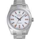 116400 ROLEX Rolex mil gauss white men