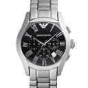 EMPORIO ARMANI AR0673 chronograph black mens