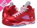 NIKE AIR JORDAN 5 RETRO GS Nike Air Jordan 5 retro GS GYM RED/ION PINK