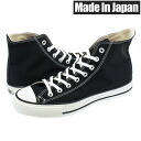 CONVERSE CANVAS ALL STAR J HI converse all star J HI BLACK