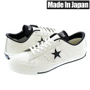 CONVERSE ONE STAR J converse one star J WHITE/BLACK