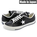 CONVERSE ONE STAR J converse one star J BLACK/WHITE