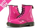 Dr.Martens 1460 8HOLE BOOT R11821670 Dr. Martens 8 hole boots HOT PINK