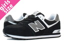 NEW BALANCE KL574SKG New Balance KL574SKG BLACK/WHITE/RED